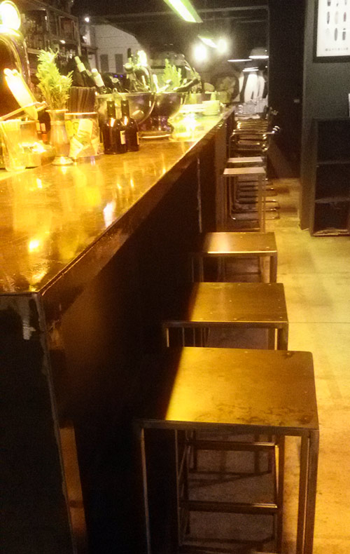 deus cafè ferrodesign milano